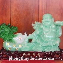 Phật Di Lặc Và Bắp Cải